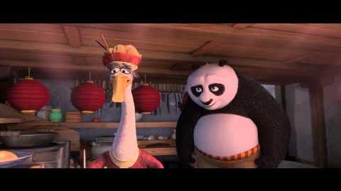 Kung Fu Panda 2 (2011) - Clip Chinese Dragon
