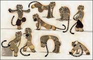 Tigress-character art