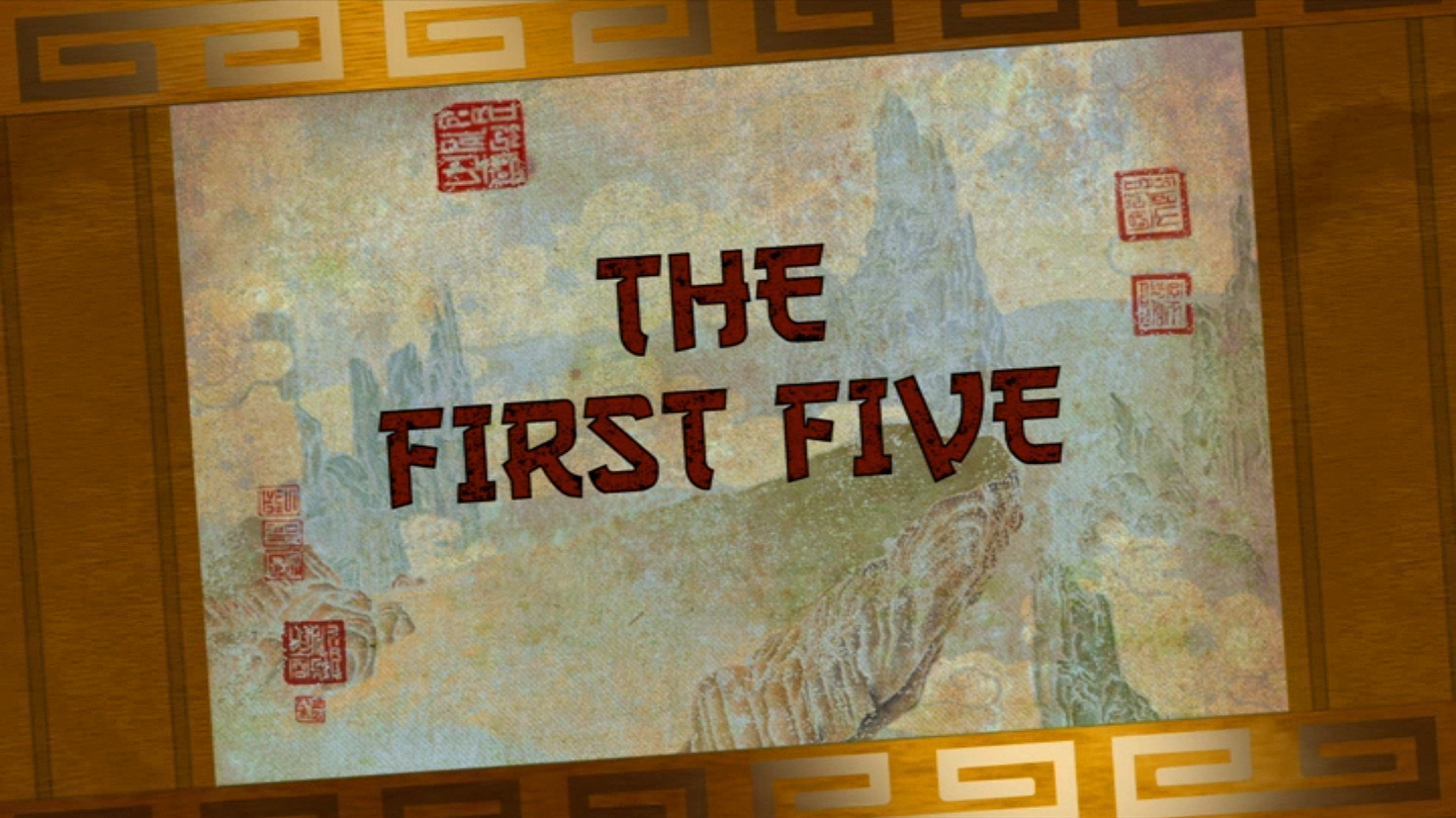 The First Five/Transcript