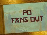 Po y sus fans