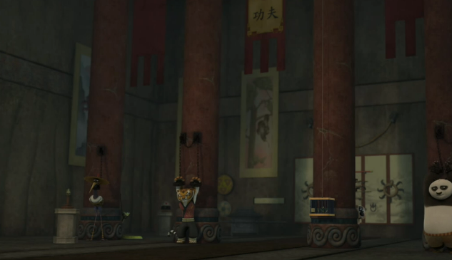 Secret Museum of Kung Fu
