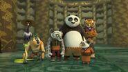 Kung Fu Panda Legends of Awesomeness Season 2 Episode 8 Master y el Panda dibujos animados Ver online, ver anime online, Inglés dub del anime34