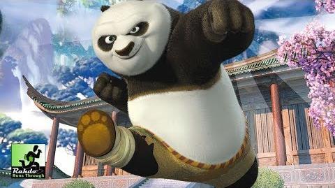 Kung Fu Panda the Boardgame Rundown