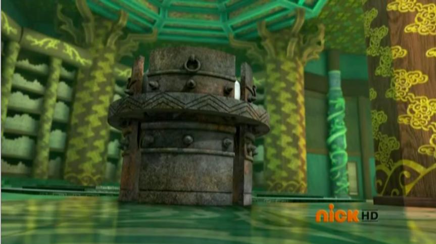 Qidan bell trap