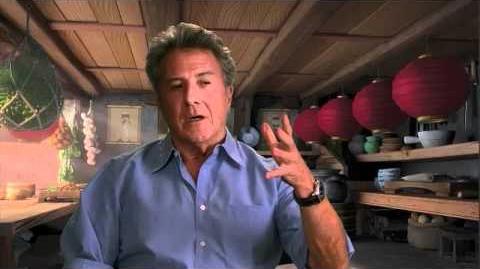 Dustin Hoffman - KFP2 interview