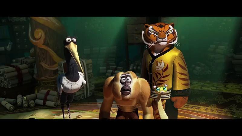 Kung Fu Panda 3 Chinese Trailer