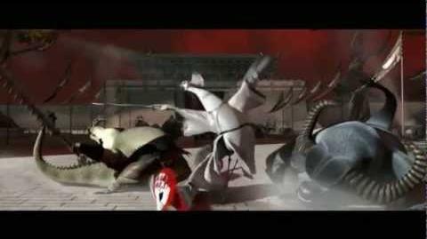 Lord Shen Returns - KFP2