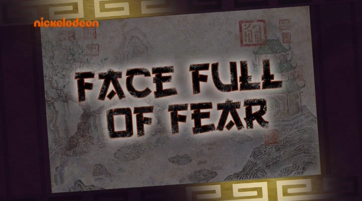 Face Full of Fear/Transcript