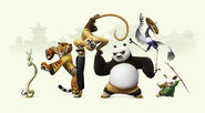 KFP3 characters