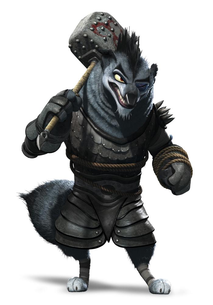 Boss Wolf Kung Fu Panda Wiki Fandom