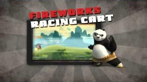 Kung Fu Panda World TV spot