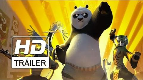 Kung Fu Panda 3 Trailer Oficial 3 Doblado Próximamente- Solo en cines-0
