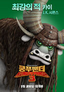 Kung Fu Panda 3 Korean Poster 08