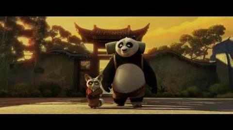 Kung Fu Panda (2008) - Open-ended Trailer 2