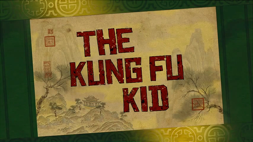 The Kung Fu Kid/Transcript