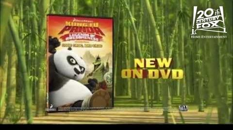DVD Trailer - Kung Fu Panda Legends of Awesomeness