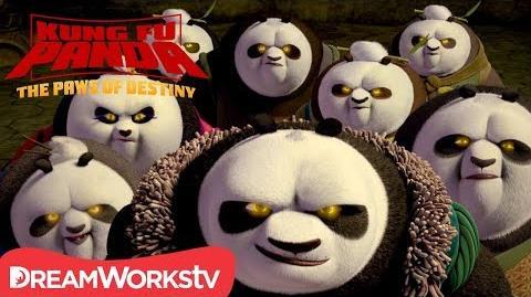 Jindiao Temple Throwdown - Kung Fu Panda Paws of Destiny (2018)