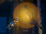 Oogway vs tai lunt
