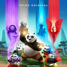 Four Constellations Kung Fu Panda Wiki Fandom