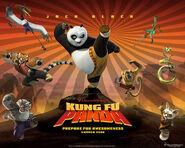 Kung Fu Panda hoofdpagina