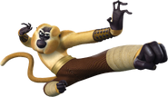 Kung Fu Panda. Mono.