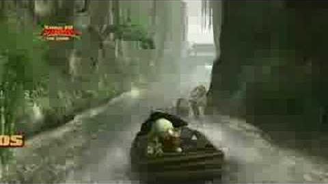 Kung Fu Panda (VG) (2008) - E3 2008 Trailer
