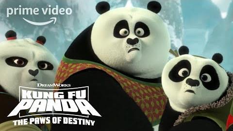 Cave Entrance - Kung Fu Panda Paws of Destiny (2018)
