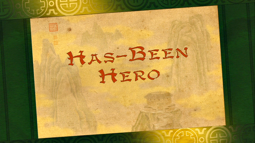 Has-been Hero/Transcript
