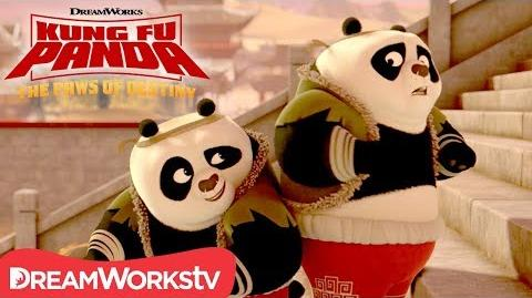 Panda Double Trouble - Kung Fu Panda Paws of Destiny (2019)