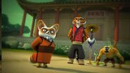Kung Fu Panda Shoot The Messenger Full HD6