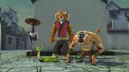 Kung fu panda Bosom Enemies HD 720p20