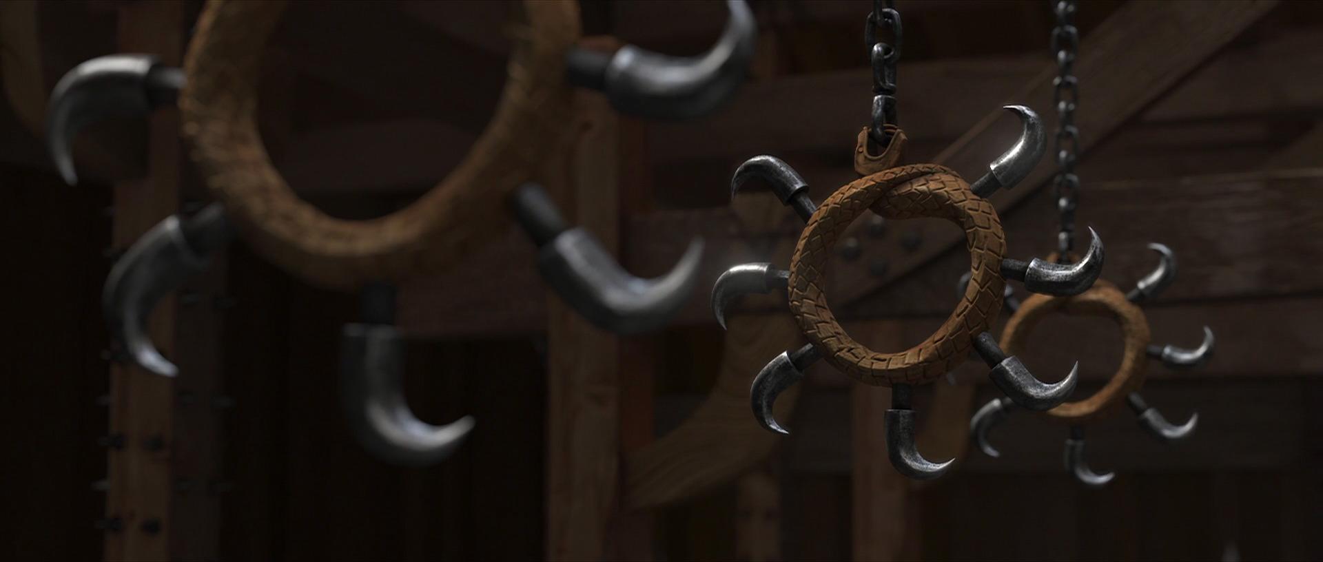 Seven-Talon Rings