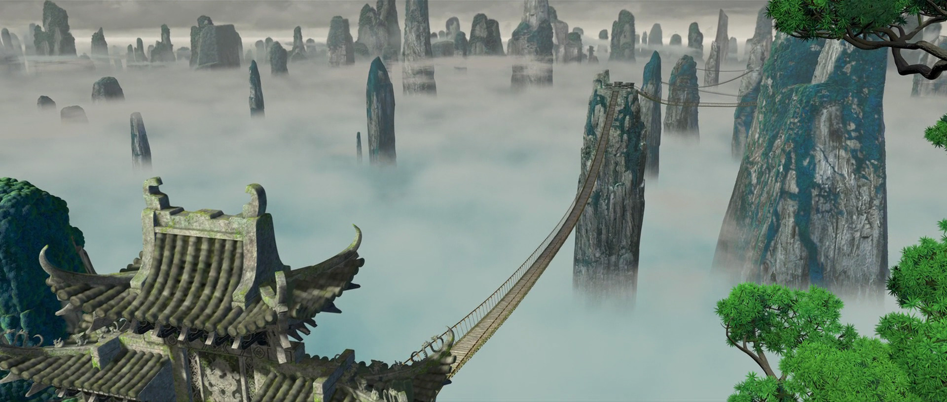 Cliffs of the Great Awakening