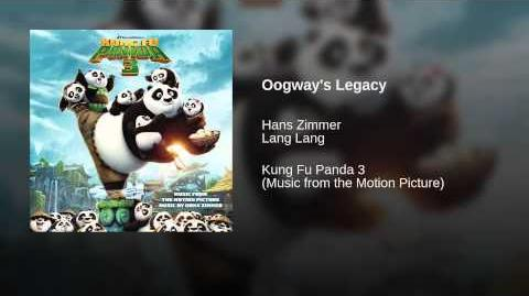 Oogway's Legacy - 01 KFP3 soundtrack