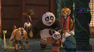 Kung Fu Panda La leyenda de Po (Mi padre bandido) Cap253
