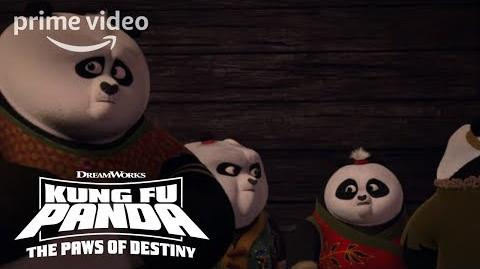 All Eyes on Mei Mei - Kung Fu Panda Paws of Destiny (2019)