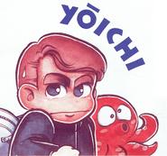 Ilustración de Yōichi IINHSKD