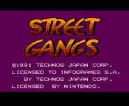 Streetg title