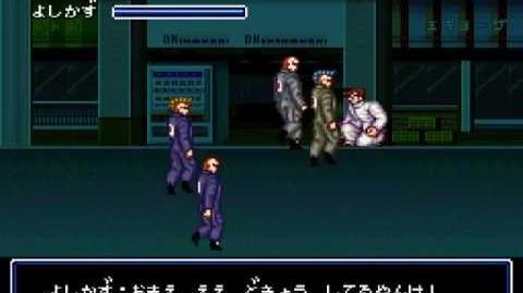 [12 14] 初代熱血硬派くにおくん 「恵美須町襲撃」