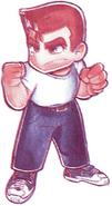 Martial arts NKD