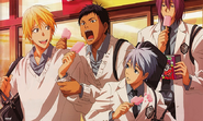 Teiko ice cream