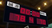 Seirin High vs Kirisaki Daiichi High Final Score