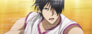 Himuro unable to pass