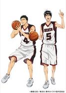 Anime Hyuuga and Izuki