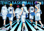 Teiko Basketball Club spread