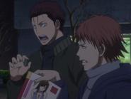 Daisuke and Kawase