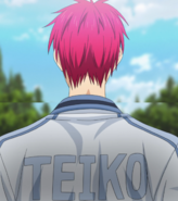 Akashi passes Seirin