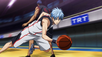 Kuroko/'s Basketball Figure Swing Off Shot Set of 5 Akashi Seijuro Aomine Daiki