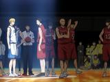 Kaijō High vs Fukuda Sōgō Academy