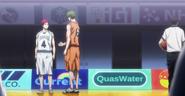 Rakuzan vs Shuutoku ED3